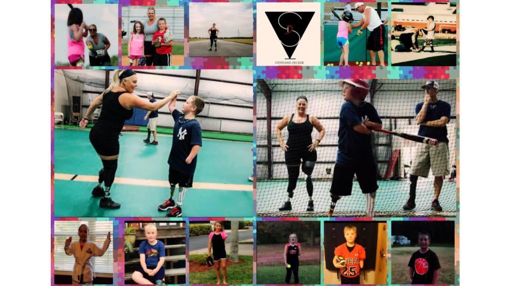 Stephanie Decker Foundation, camp for limb-different children