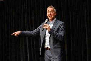 Scott Greenberg, keynote speaker on customer service, leadership, employee engagement