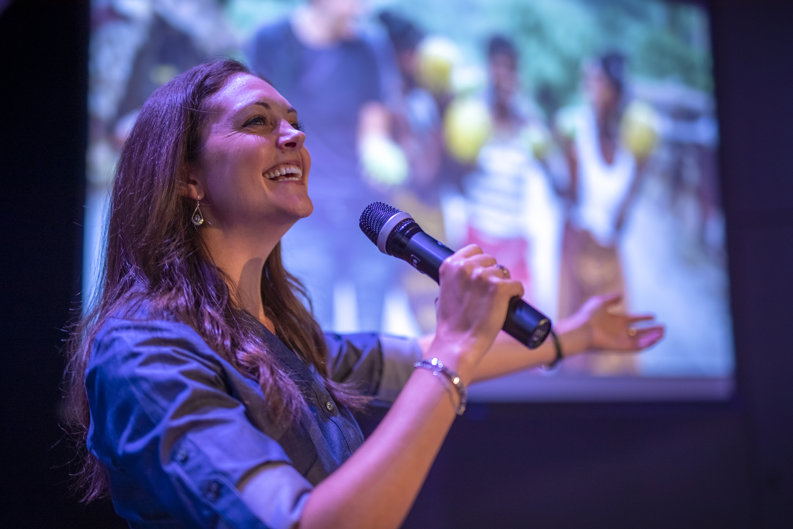 Mallory Brown, empathy keynote speaker, empowers women to lead