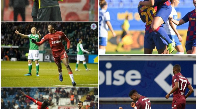 WEEKEND REVIEW: GOALS GALORE FOR KAYODE, OSIMHEN, OSHOALA  & MORE
