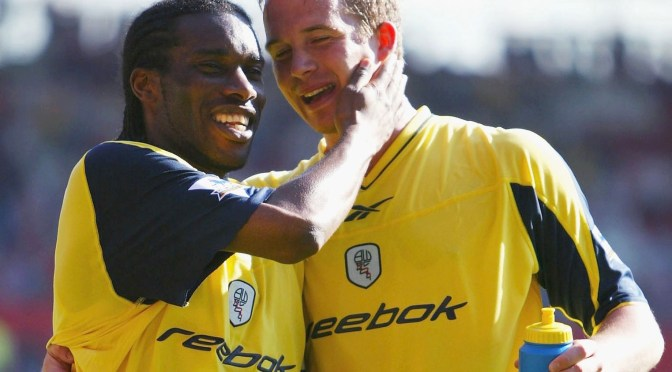 Meet one of the Premier League's dirtiest footballers, who played with Jay-Jay Okocha