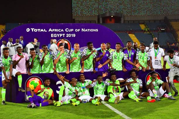 Super Eagles AFCON 2019