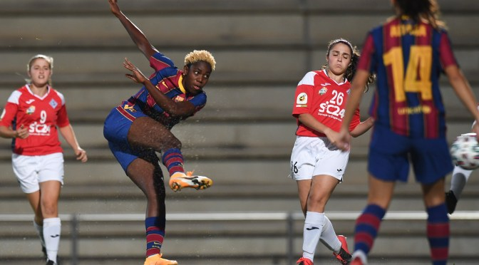Asisat Oshoala: A contender for FIFA's Best Player Of Year ?