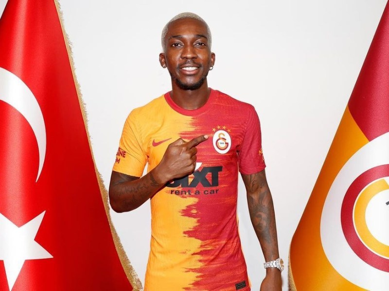 Henry Onyekuru joins Galatasaray on loan