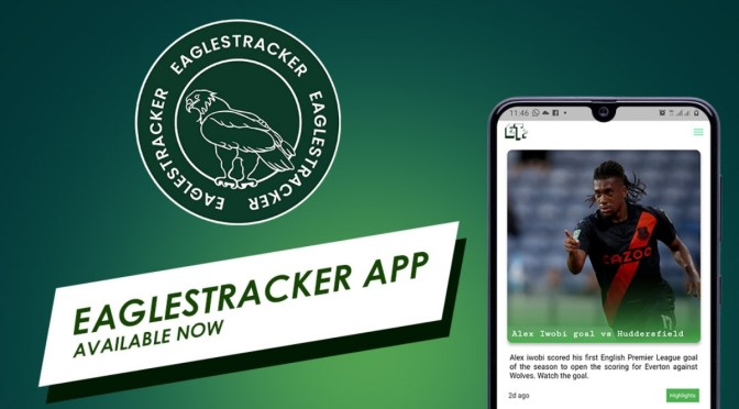 Download the EaglesTracker Mobile App now from the Google Play Store