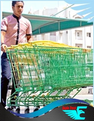 eagel trust security Trolley boy PHOTOS