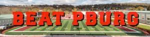 Beat Pburg at Fisher Field