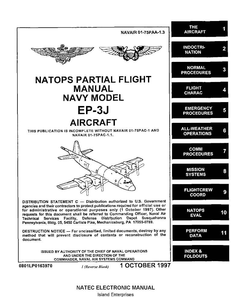 Lockheed P-80A-1 Pilot's Flight Operating Instructions
