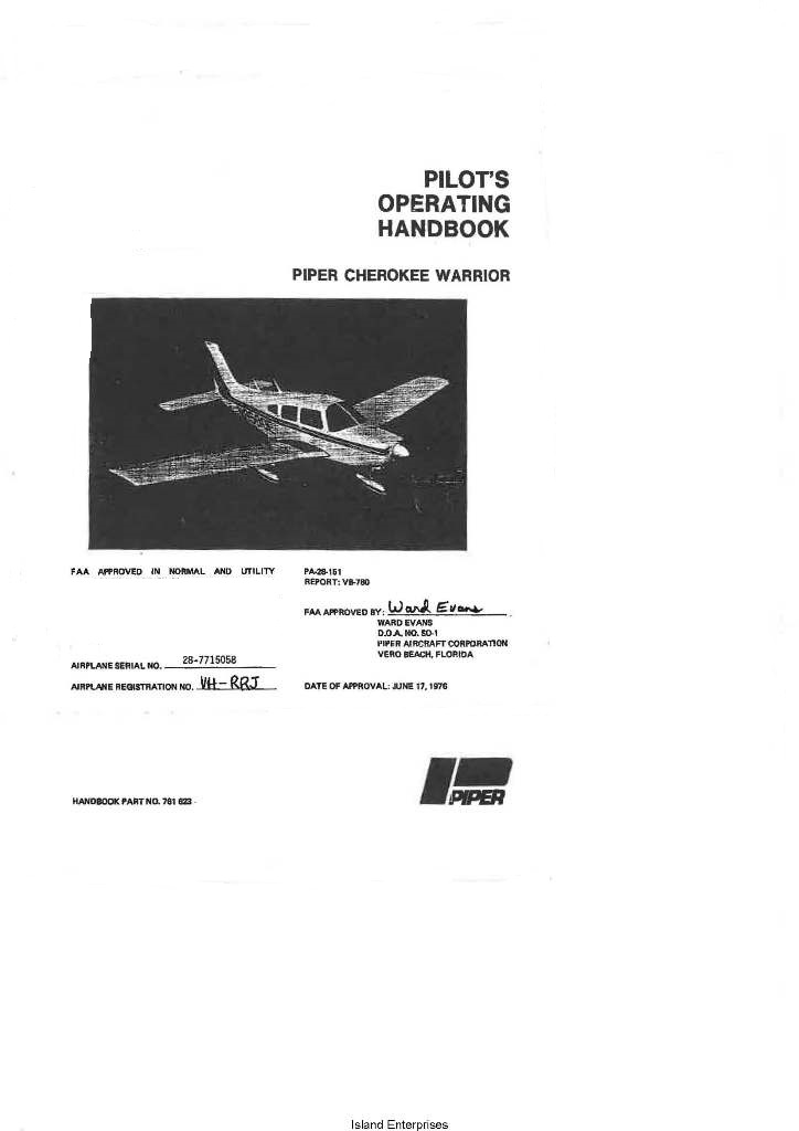 1978 Cessna 152 Maintenance manual