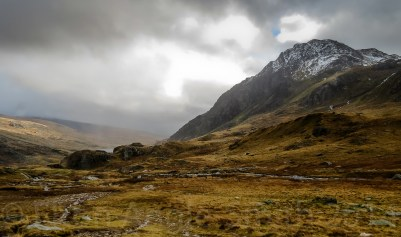 Behind Me to Tryfan