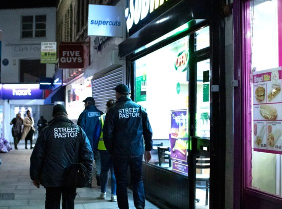 Ealing Street Pastors What We Do
