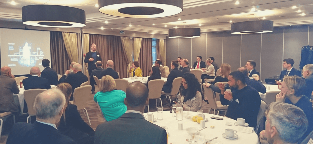 Breakfast Club Meeting – March 22 2018 – The Doubletree by Hilton hotel, Ealing Common W5 3HN