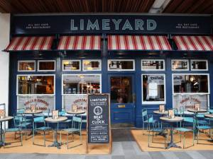 limeyard evening networking