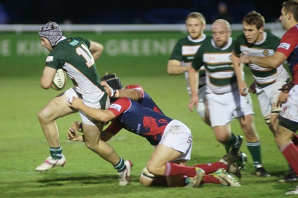 Phil Chesters v London Scottish