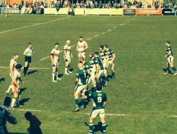 ETRFC v Plymouth Albion
