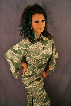 Custom Pake Muu. Model:Marina