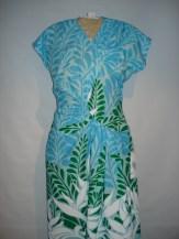 Retro 1940s dress