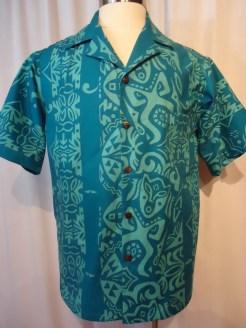 Shaheen Aloha shirt