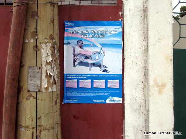 pre-cable internet ad