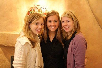 Amy, Emily, & Hilary
