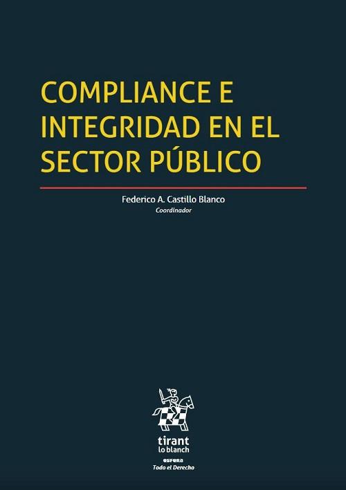 Portada Compliance e integridad en el sector público