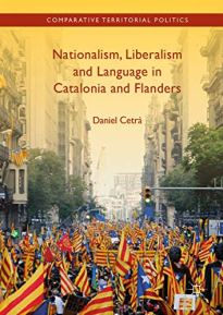 Portada Nationalism, liberalism and language in Catalonia and Flanders