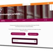 "Web ""Terminologia jurídica"""