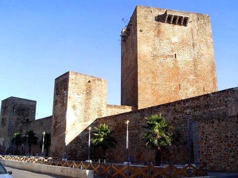 Foto del Castell d'Olivença