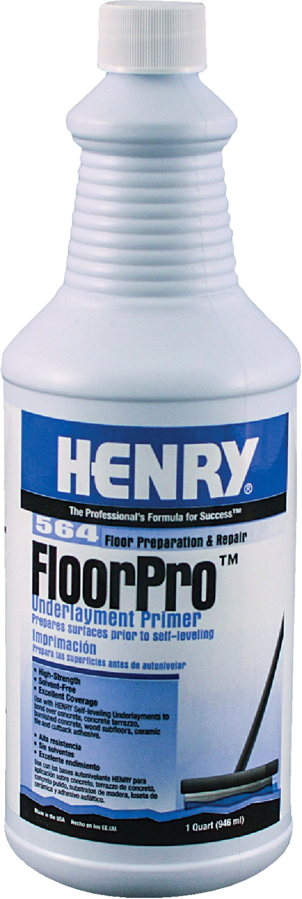 Add To ListClick to add item Rust-Oleum Oil-Based Rusty Metal Primer to your list. Buy Henry 564 Floorpro Underlayment Primer Qt