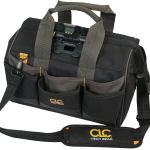 Buy Clc Tech Gear Lighted Bigmouth Tool Bag Black