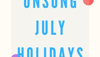 National Days in July – Aurora Public Library District