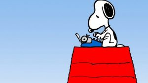 snoopy-writing-on-typewriter-e1396399166920
