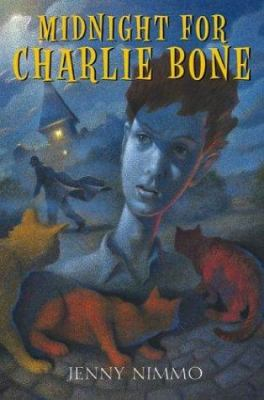 Midnighht for Charlie Bone by Jenny Nimmo