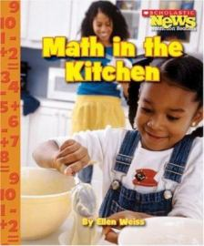 Math in the Kitchen by Ellen Weiss