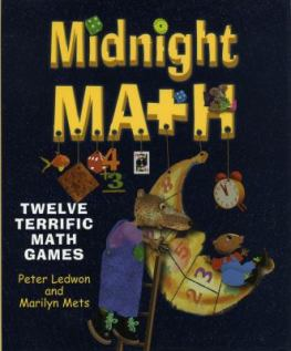 Midnight Math by Peter Ledwon and Marilyn Mets