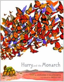 Hurry and the Monarch by Antoine O'Flathart