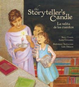 The Storyteller's Candle by Lucia Gonzalez