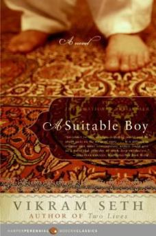 A Suitable Boy by Vikram Seth