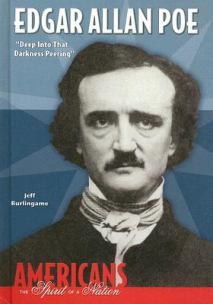 Edgar Allen Poe by Jeff Burlingame