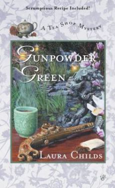 Gunpowder Green by Laura Childs