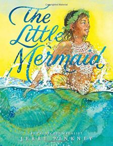 The Little Mermaid, retold and illustrated by Jerry Pinkney