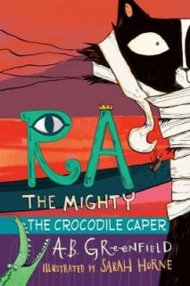 The Crocodile Caper by Amy Greenfield