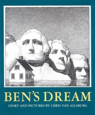 Ben's Dream by Chris Van Allsburg
