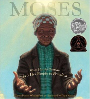 Moses by Carole Weatherford