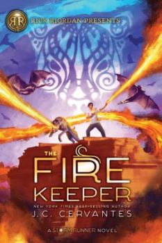 The Fire Keeper by J. C. Cervantes