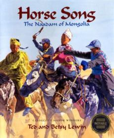 Horse Song by Ted and Betsy Lewin