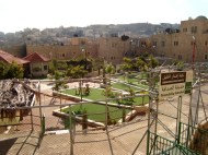 D.Peschel - 'Frienship Garden' made by HRC and TIPH cooperation - Hebron - 281214.JPG