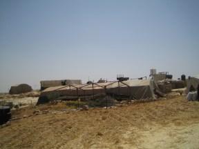 01.06.16 Wadi J'Hesh, Before the demolitions EAPPI/S. Ntombeni