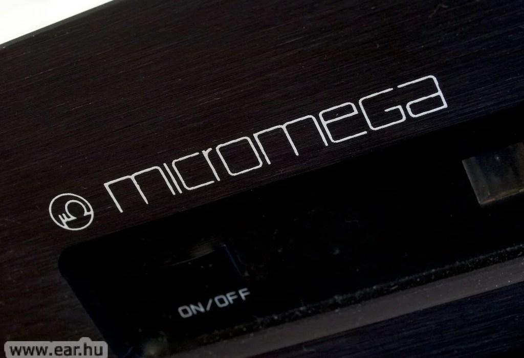 Plexiálom – Micromega Duo.CD 3 CD futómű