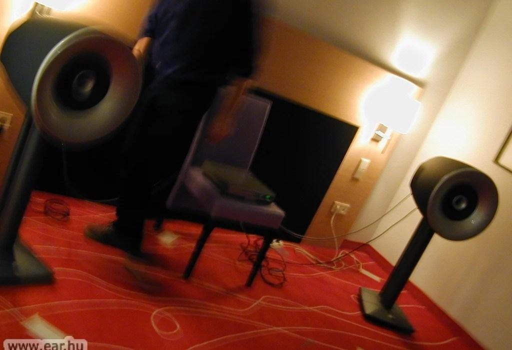 HátShow, avagy hifikiállítás a másik székből
